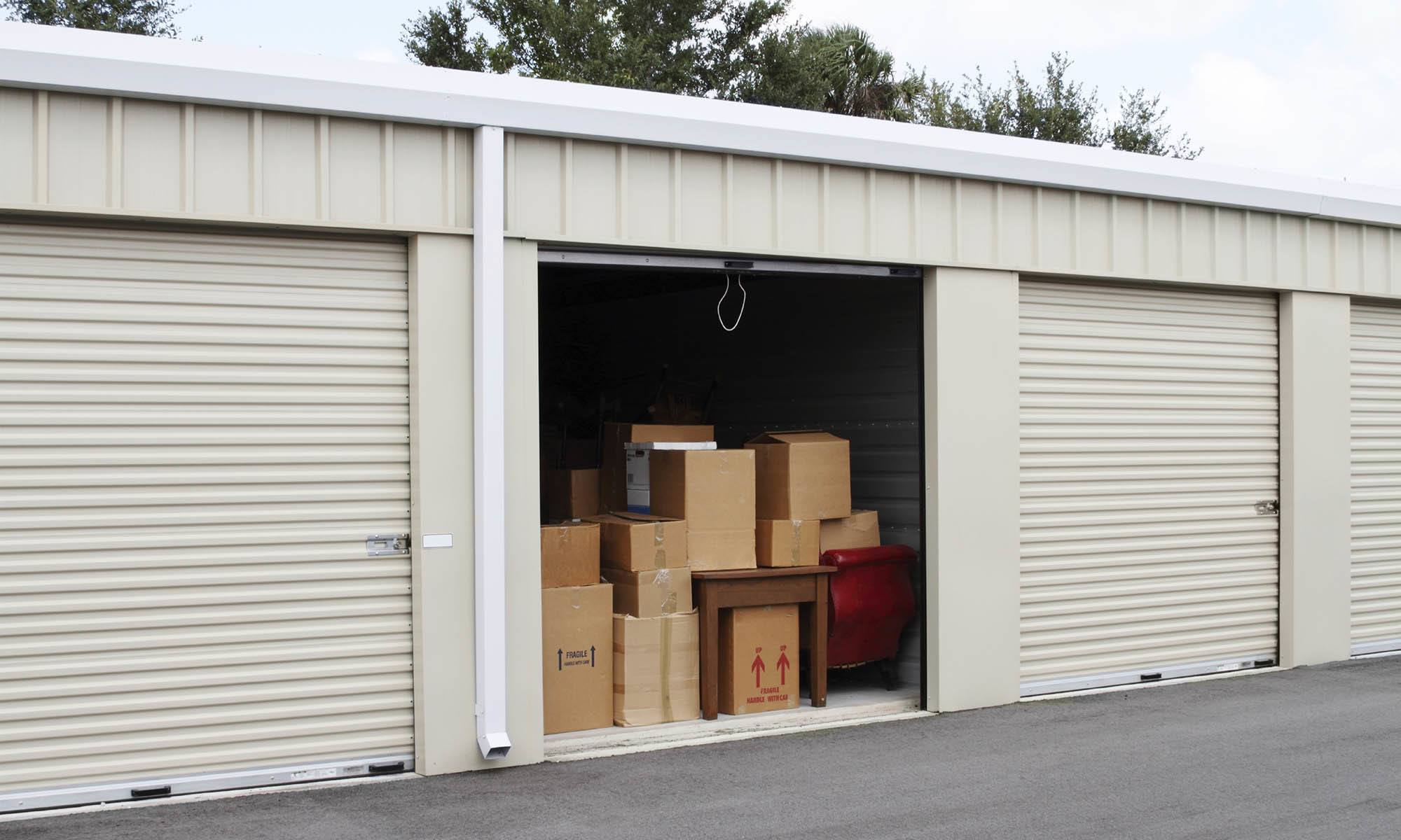 Self storage in Lodi CA