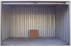 10 x 20 self storage in Rocklin