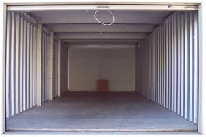 10 x 30 self storage in Rocklin