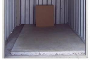 8 x 10 self storage in Rocklin