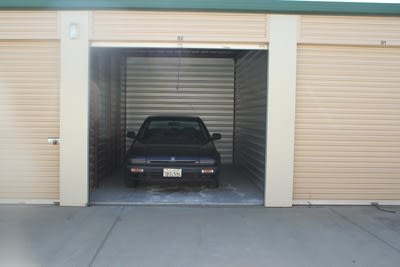 Store your vehicle with Central Rocklin Self Storage