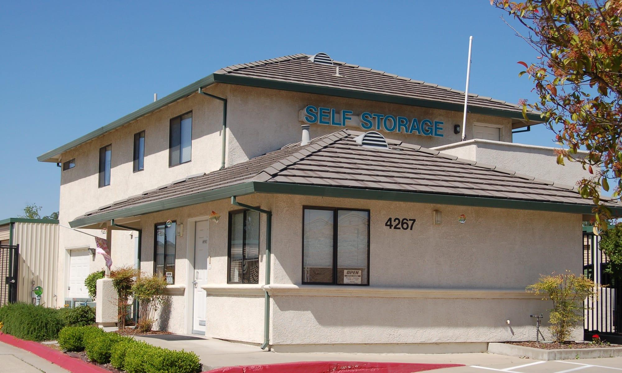 Self Storage In Rocklin CA