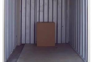 5 x 5 self storage in Redding