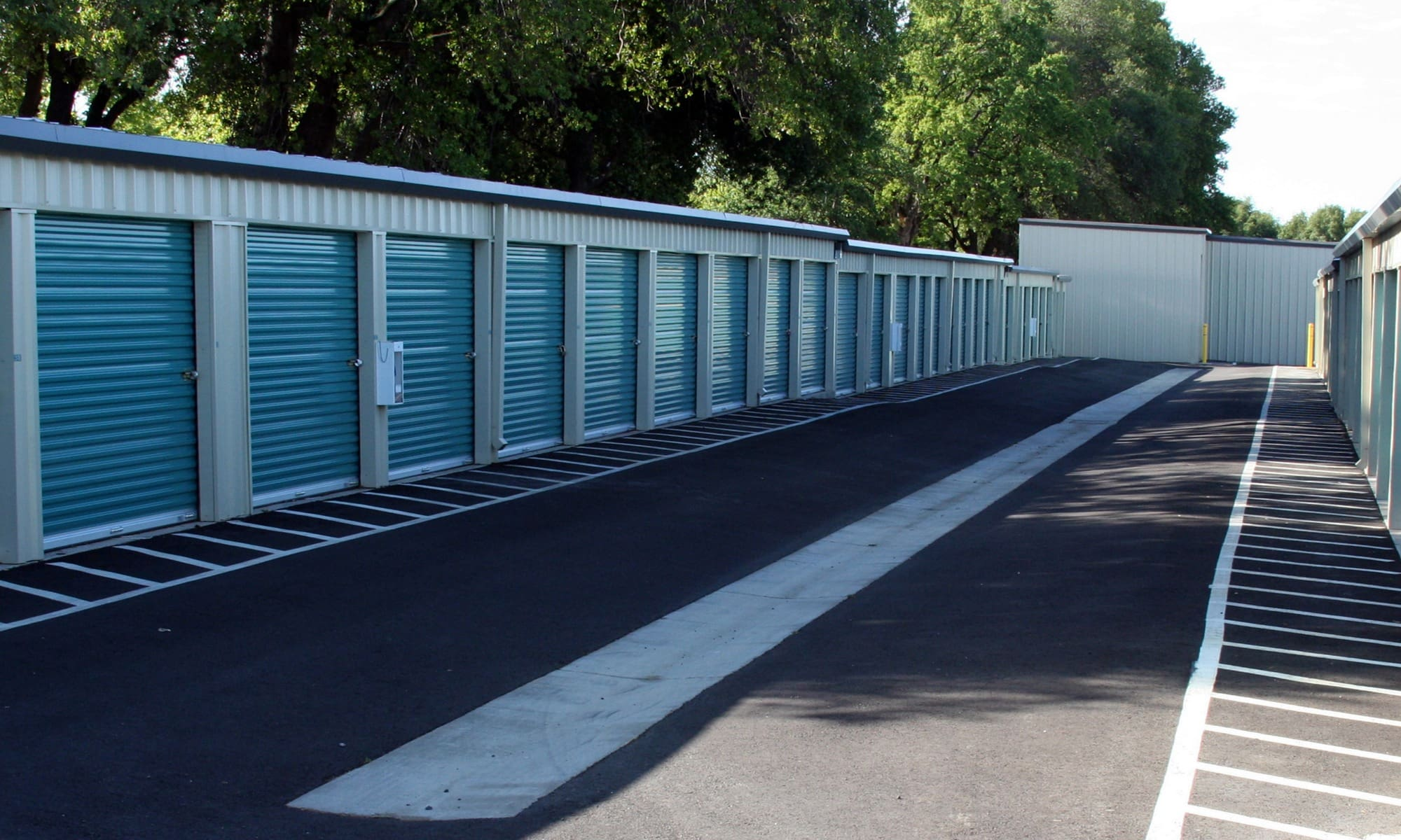 Self storage in Redding CA