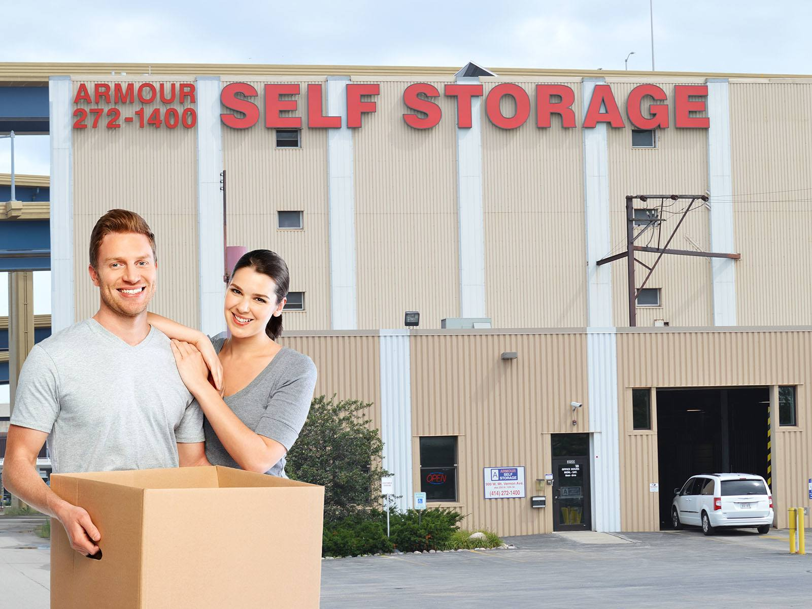 Self storage in Milwaukee
