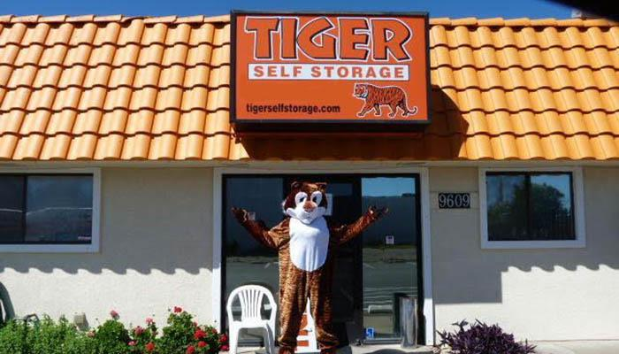 About us at Tiger Self Storage