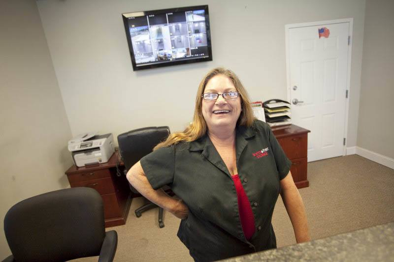 Manager at South Port Storage