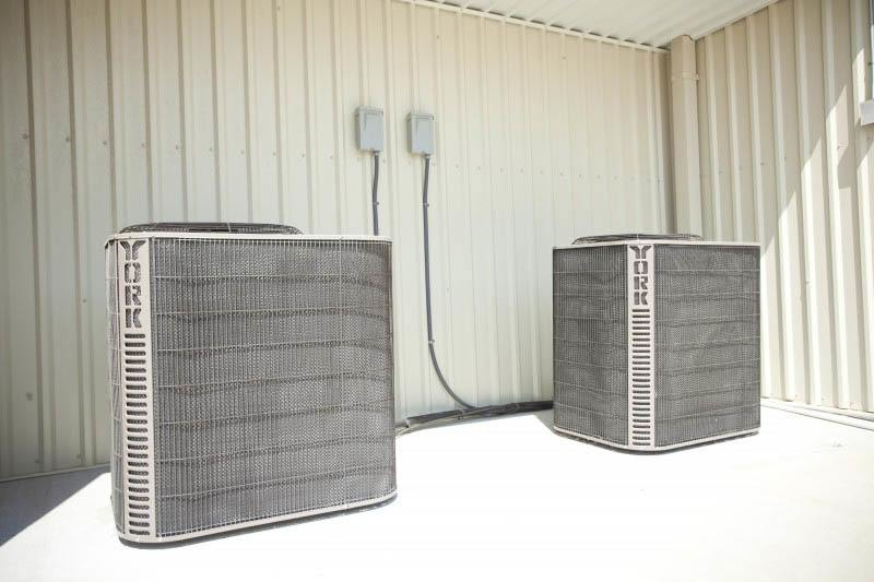 Our units are climate controlled