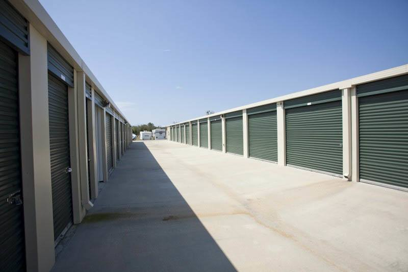 Secure storage in Brunswick