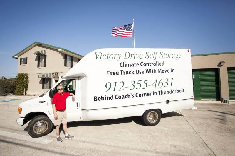Free truck use with move in