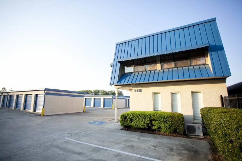 Safe and secure self storage in Savannah