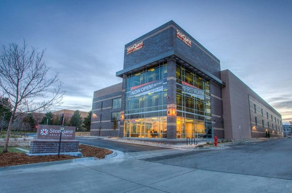 StorQuest Self Storage in Denver Tech Center, Colorado