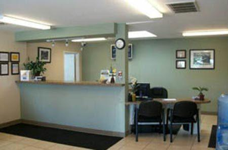 Visit our office in Hayward to rent self storage