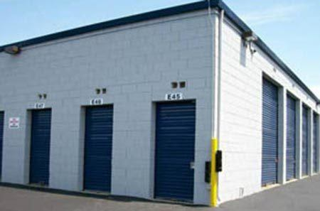 Secure units at self storage in Hayward