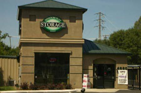 Main Building And Leasing Office At Placerville Self Storage