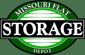 Missouri Flat Storage Depot