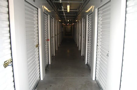 Secure units at Tahoe self storage
