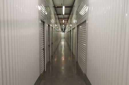 Interior secure storage units in Las Vegas