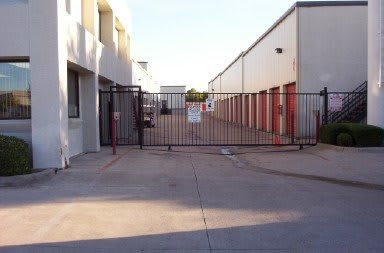 Gated Entry To Storage Units