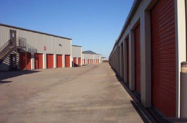 Alternate Exterior View Of Storage Units