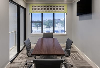 Need to host a business meeting at Axis 3700? We've got beautiful and spacious conference rooms available for resident use.