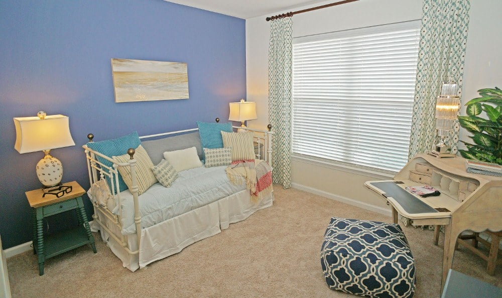 Second Bedrooms Available at Southern Oaks at Davis Park in Morrisville, NC