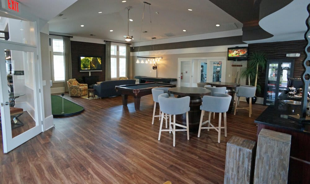 Community Amenities at Southern Oaks at Davis Park in Morrisville, NC