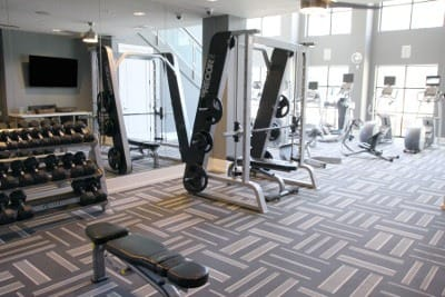 Community Amenities at Axis at Wycliff