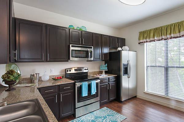 Luxury Kitchen At Our Austin Apartments