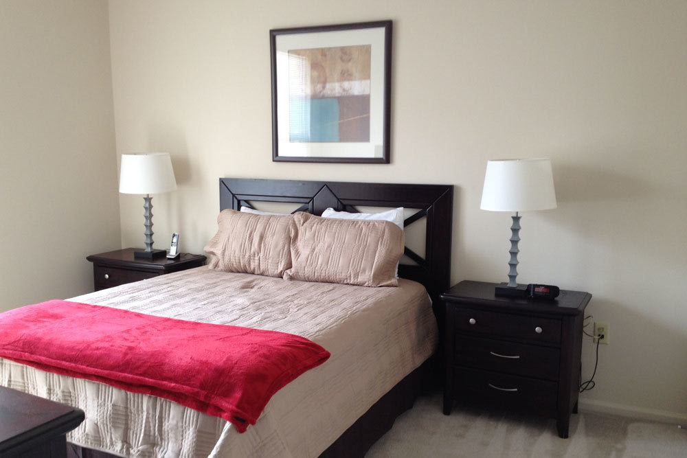 Our Apartments Feature Beautiful Bedrooms With Lots Of Light