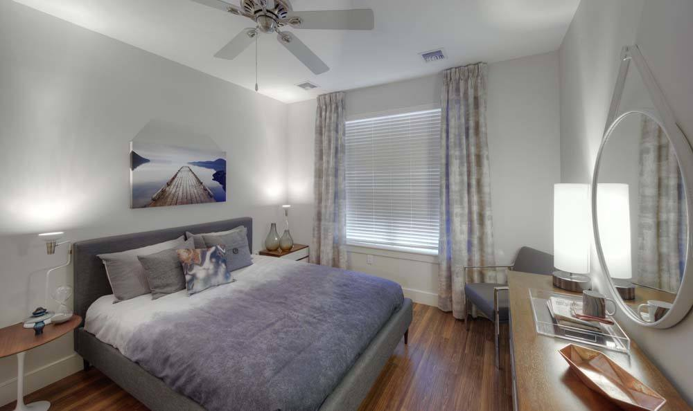 Spacious Bedrooms Osprey Cove Apartments