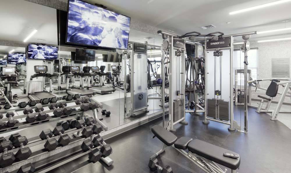 Osprey Cove Gym