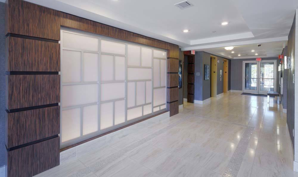 Osprey Cove Hallway
