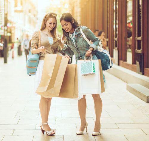 Shopping near Secaucus, NJ