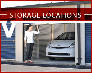 Storage locations at Virginia Varsity Transfer & Self Storage