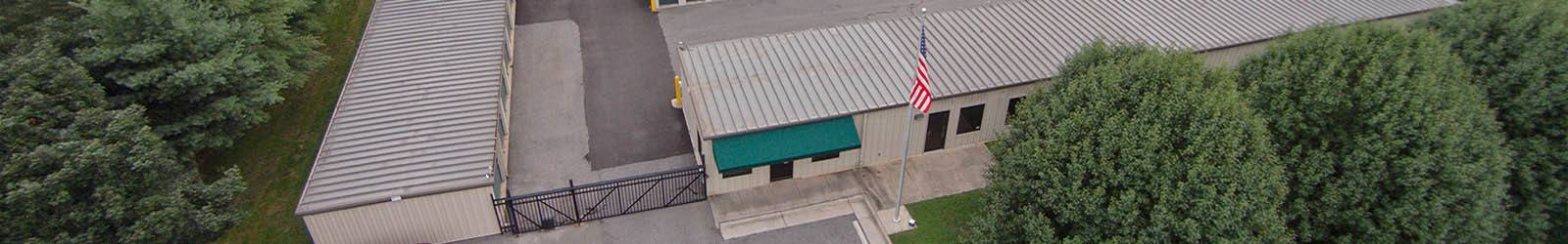 Professional management services at Virginia Varsity Self Storage