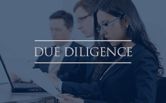 Due Diligence Services for WRH Realty Services, Inc