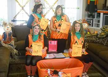 Halloween Party for WRH Realty Services, Inc