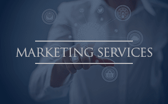 Marketing services at WRH Realty Services, Inc