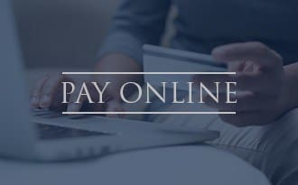 We offer online rent payment for your convenience