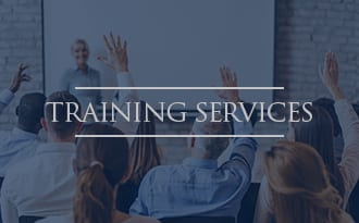 Training services at WRH Realty Services, Inc
