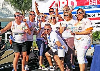 WRH Realty Services, Inc doing a marathon