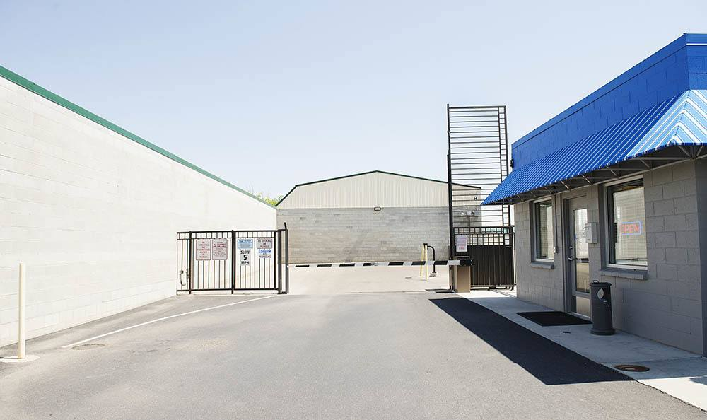 Gated Access To Self Storage In Nampa