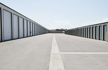 Mead Self Storage Exterior Units