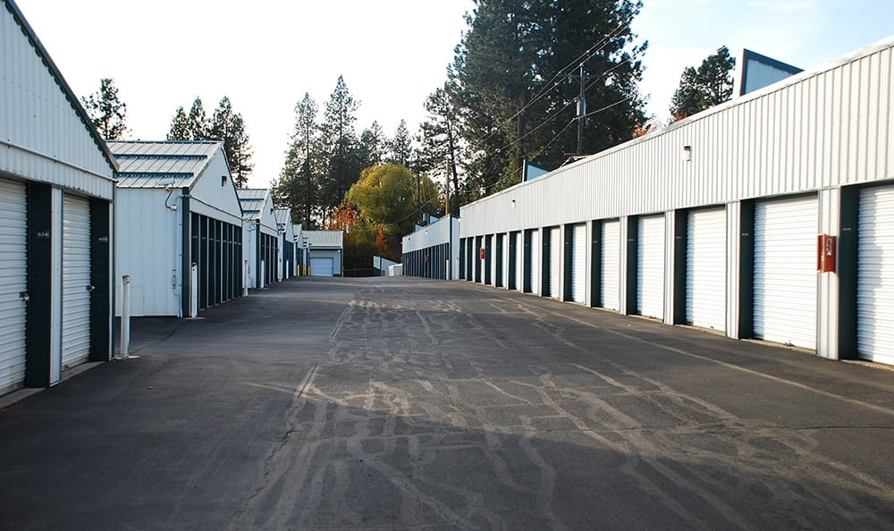 Gated Access To Self Storage In Coeur d'Alene