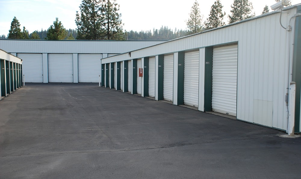 Many Moving Supplies For Purchase At Self Storage In Coeur d'Alene