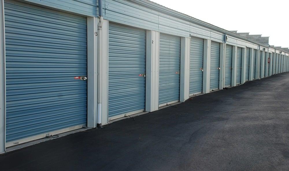 Coeur d'Alene self storage units