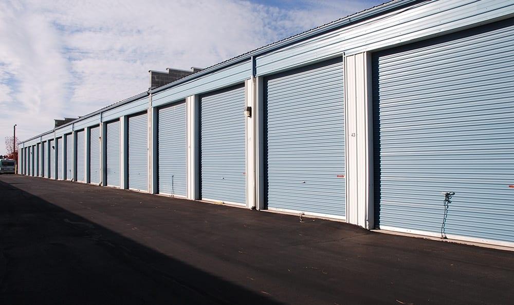 self storage units in Coeur d'Alene