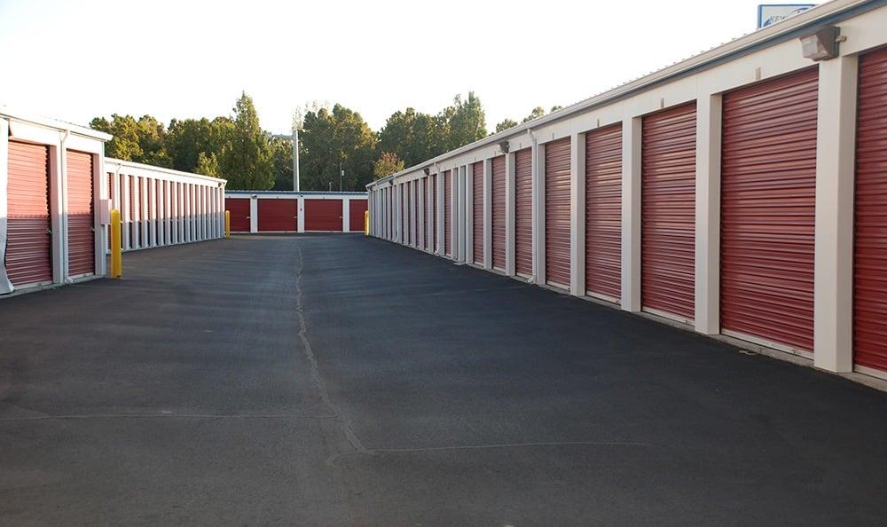 Self storage units in Pasco