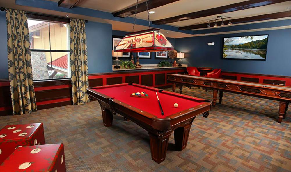 If you like billiards, you'll love American House Wildwood